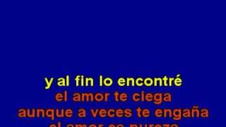 El Amor - Tito el Bambino (Karaoke)