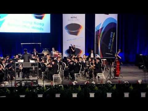 Extreme Beethoven - WMC 2013 -  The Hong Kong Symphonic Winds
