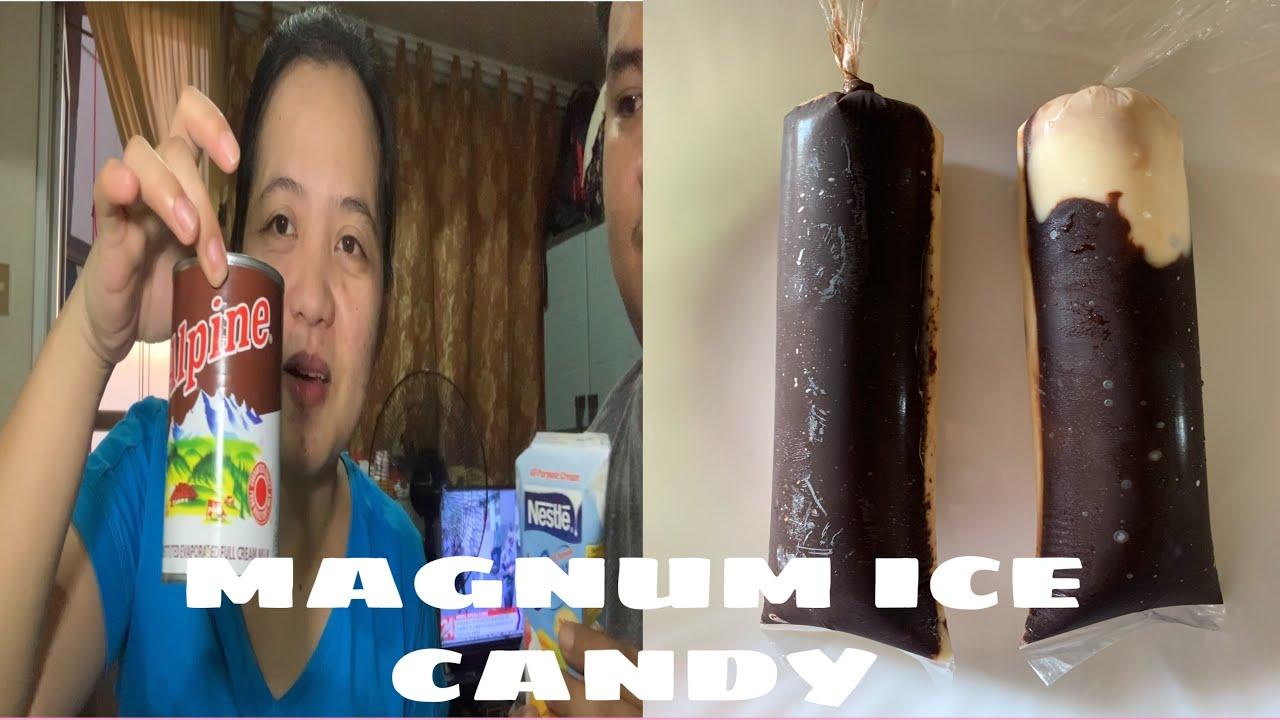 GUMAWA KAMI NG MAGNUM ICE CANDY||ANUNG MALI??|VARvlogs||Philippines