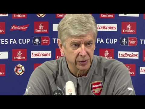 Wenger Will Still Manage Next Season! (Press Conference Review)