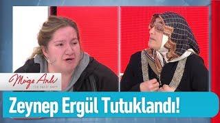 Zeynep Ergül tutuklandı! - Müge Anlı ile Tatlı Sert 26 Aralık 2019