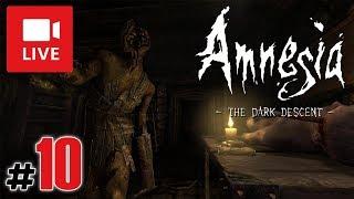 "[Archiwum] Live - AMNESIA: The Dark Descent! (5) - [2/2] - ""Dziurka w czaszce"""