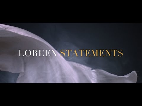 Loreen - Statements (Official Lyric Video)