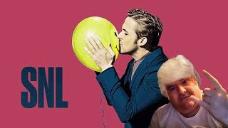 SNL Season Premiere Episode Hosted By Ryan Gosling (This just aired on NBC & here is my review)