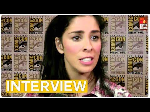 Wreck It Ralph   Sarah Silverman on Vanellope von Schweetz (2012) EXCLUSIVE INTERVIEW