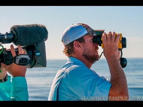 Into The Blue: How Binoculars Help Find Fish Fast
