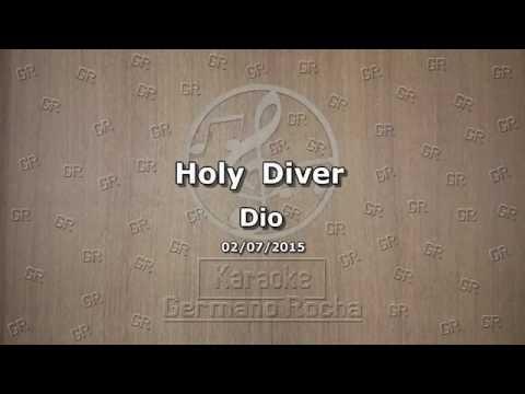 Dio - Holy Diver (Karaoke)