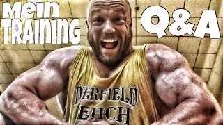 Wie funktioniert mein 3´er Split für Muskelaufbau - Q & A