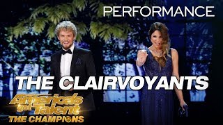 The Clairvoyants: Mind-Readers Reveal Judges' Love Lives - America's Got Talent: The Champions