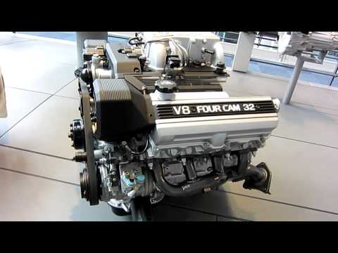 Toyota 1UZ-FE Type Gasoline Engine (1989)