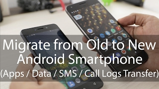 Video Guide Transfer Data From Old Android Phone to New Smartphone download MP3, 3GP, MP4, WEBM, AVI, FLV Juni 2018