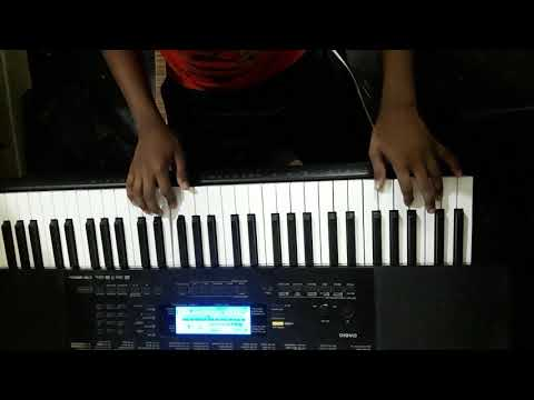 Trinity grade1 SCARBOROUGH FAIR in keyboard by Surya.R