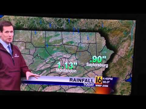 Lucy on WNEP Channel 16 News