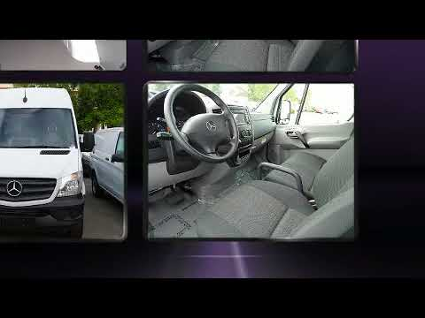 2017 mercedes benz sprinter 3500 high roof v6 youtube for 2017 mercedes benz 3500 high roof v6