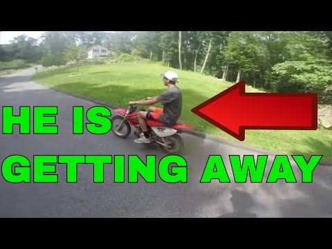 Stolen Dirt Bike On Craigslist