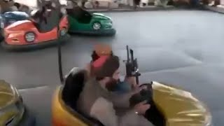 video: Watch: Taliban fighters ride dodgems at amusement park in Kabul, Afghanistan