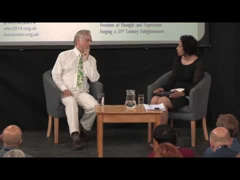 Richard Dawkins Bible Debate Islam || Foundation  ►  World Humanist Congress  Plenary Five Interview
