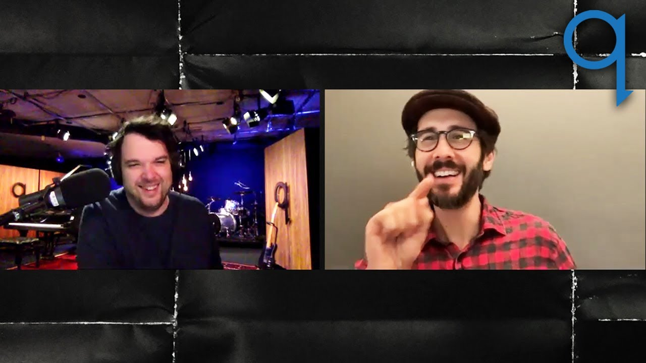 """Josh Groban shares his advice for coping with depression: """"Do something that makes you feel vital"""""""