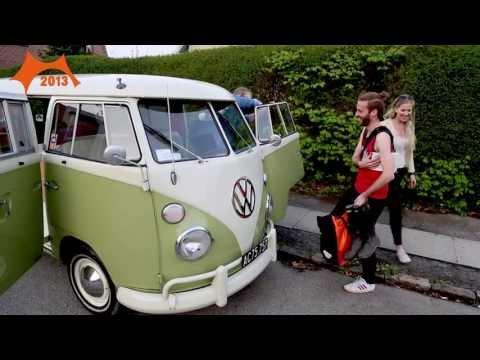 Roskilde Ridesharing med Ants (svensk)