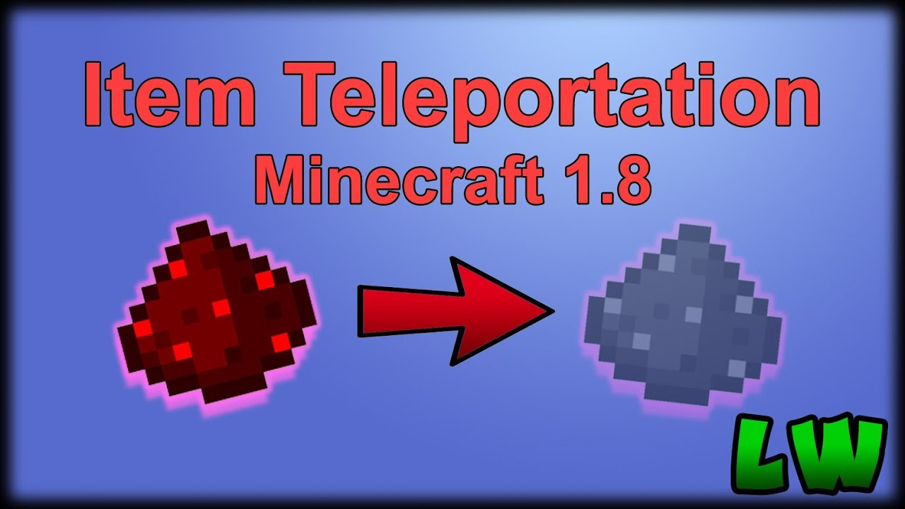 Teleportation items