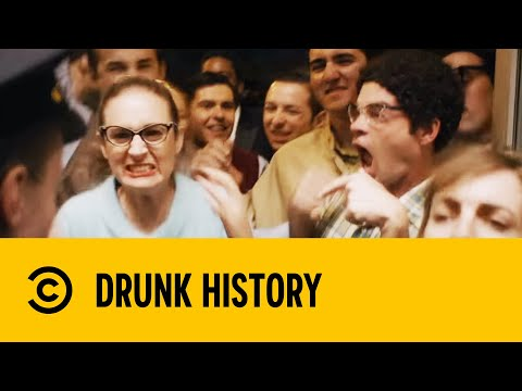 The Birth Of Rock And Roll - Drunk History US | Comedy Central