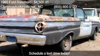 1965 Ford Ranchero  for sale in Nationwide, NC 27603 at Clas #VNclassics