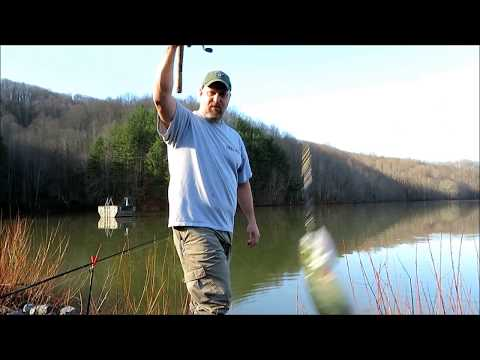 WV Trout Fishing Limit