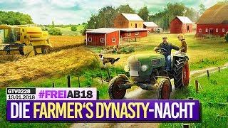 0228 🔴 Der Aus-Versehen-Nur-FARMER'S DYNASTY-Abend 🔴 Gronkh Livestream | 19.01.2018