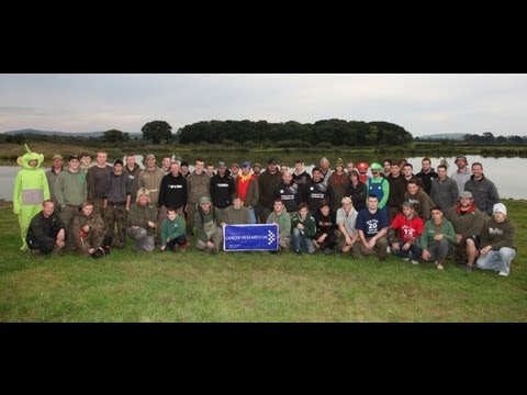 Episode 107 Back Of The Landing Net Charity Match 2012 Big H