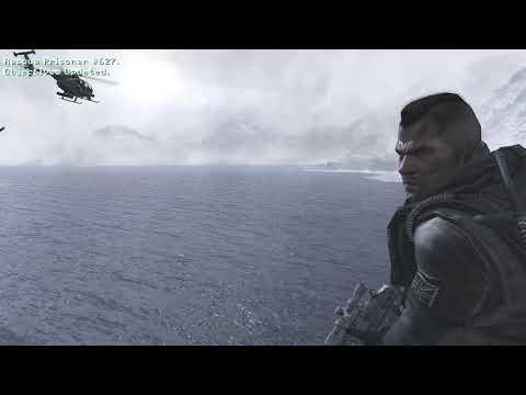 """Soap"" MacTavish &  Gary ""Roach""  -  Rescue Captain Price - Call Of Duty:  Modern Warfare 2"