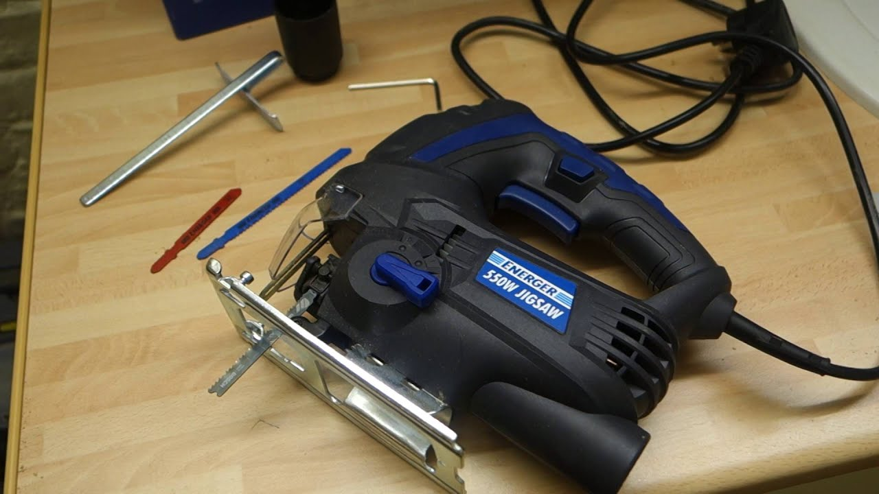 Energer 550w jigsaw from screwfix youtube energer 550w jigsaw from screwfix greentooth Gallery