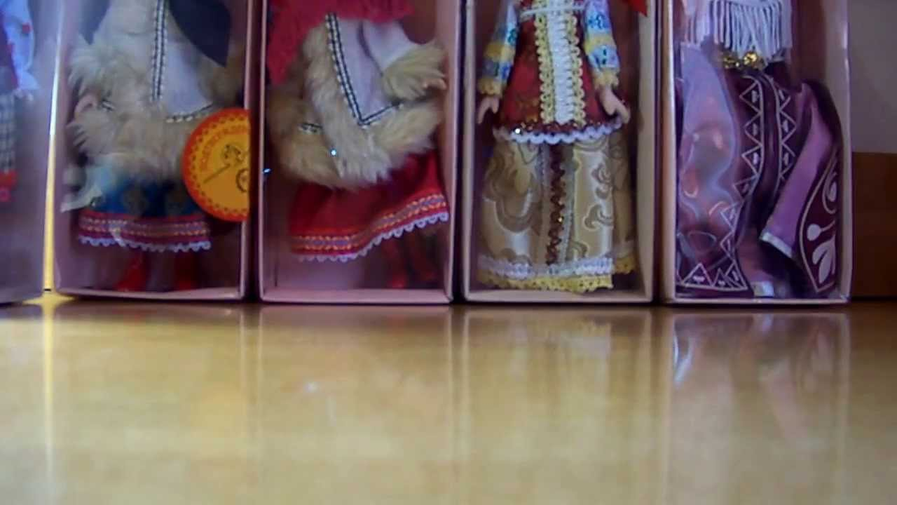 журнал дамы эпохи моя коллекция кукол