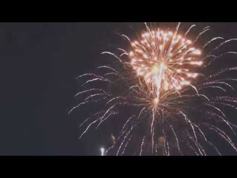 Congressional Country Club Fireworks