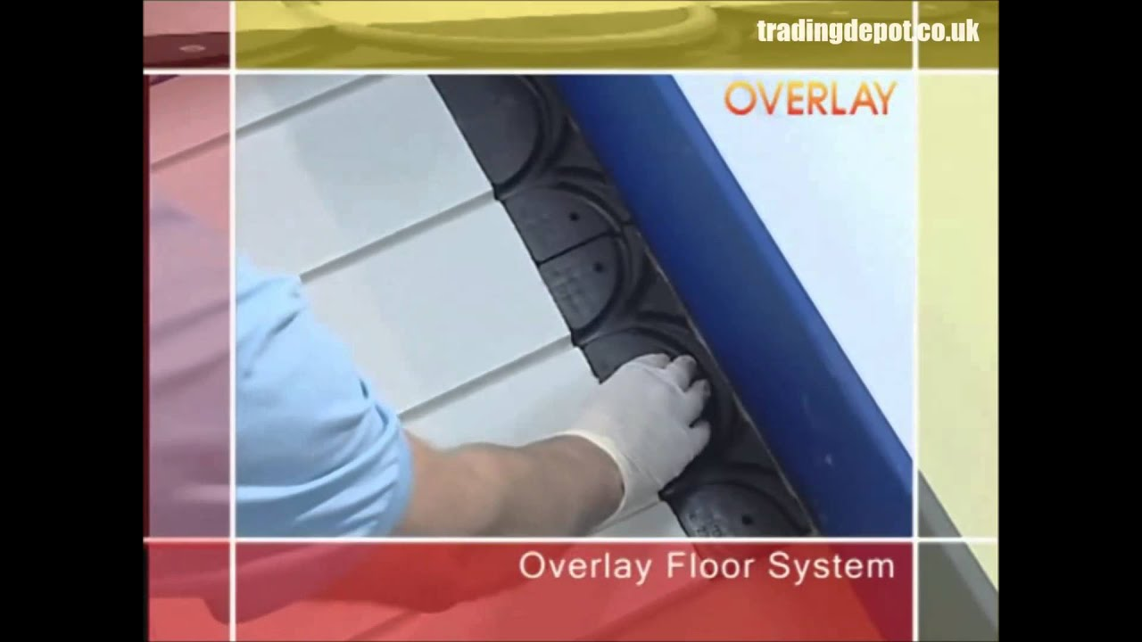 How To Lay Polypipe Overlay And Overlay Lite Underfloor