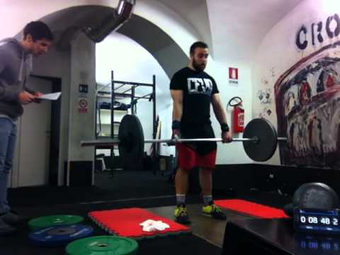 15 1 Wod Open Crossfit Games 2015 Scaled Youtube