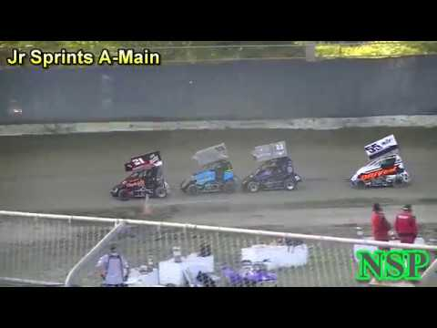 July 20, 2019 Clay Cup Night #3 Junior Mini Sprints A-Main Deming Speedway