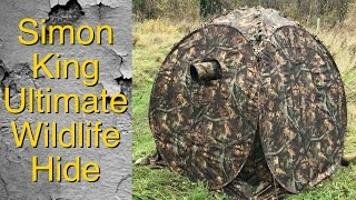 The Simon King Ultimate Wildlife Hide