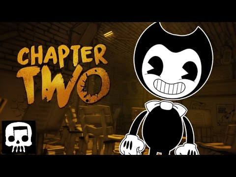 WORSHIP THE INK - Bendy and Ink Machine Gameplay | Chapter ...