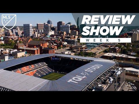 MLS Review Show | Week 5