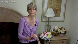How To Relax And Reduce Stress By Organizing Your Bedroom Nightstands | Clutter Video Tip