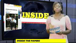INSIDE THE PAPERS  DU  28  01 2015