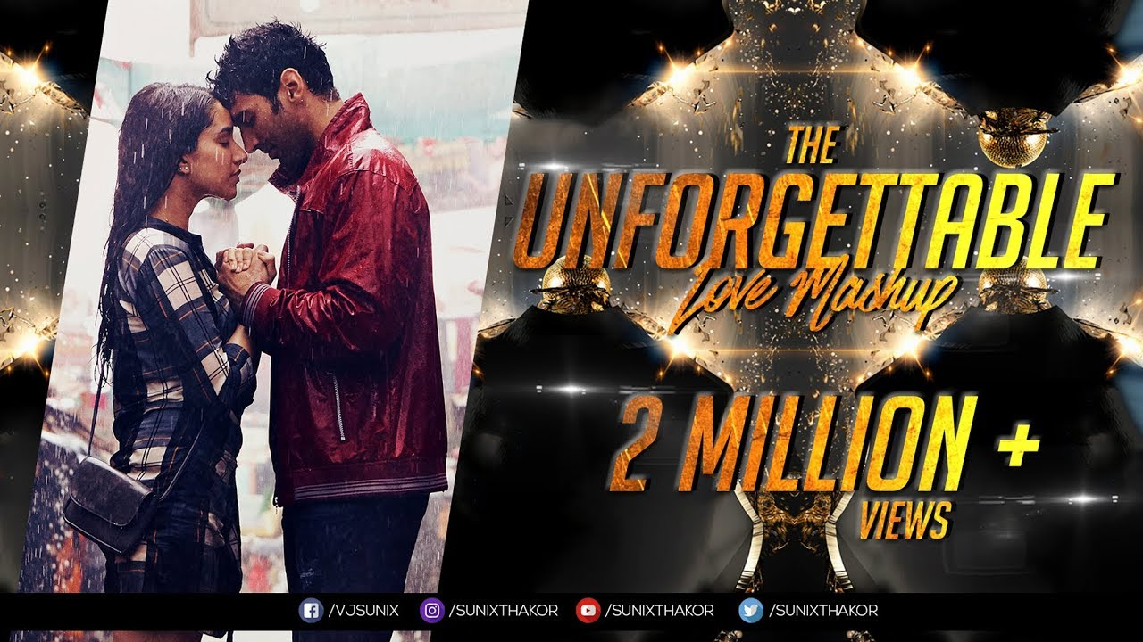 the unforgettable love mashup song mp3 download