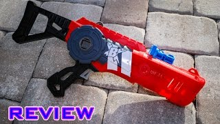 [REVIEW] BoomCo Crank Force Unboxing, Review, & Firing Test