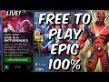Love is a Battlerealm 3 Epic - Free To Play 100% - Marvel Contest Of Champions