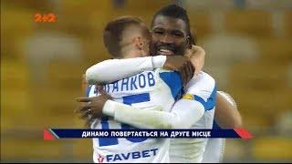 Динамо Колос 2 0 Відео огляд матчу