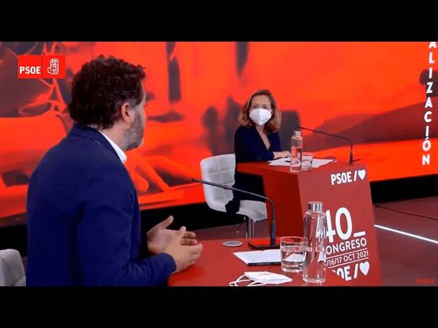 Resumen presentación del capítulo de Economía y Empleo de la Ponencia del 40º Congreso del PSOE