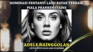 Nominasi Lagu Batak Hits  (Adele Nainggolan, Mariah marpaung, megan purba)