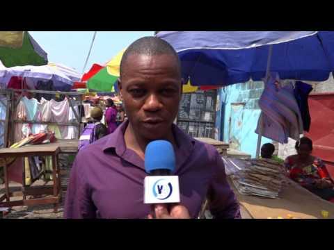 LE POISSON SALE AU CONGO BRAZZAVILLE JEAN PIERRE NOAH