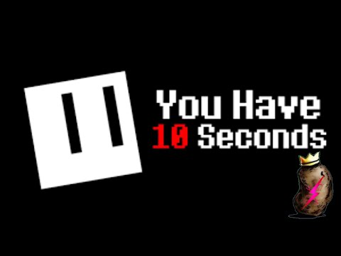 OF COURSE IT'S A RAGE GAME | You Have 10 Seconds