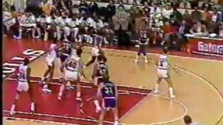 MVP Magic vs Young  Jordan: Lakers @ Bulls 86/87